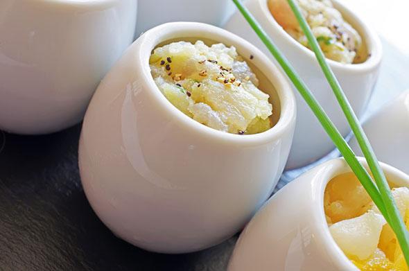 recette risotto avec cookeo