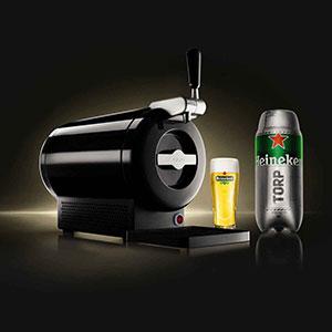 Distributeur Bière Krups The Sub