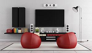 Ou mettre TV dans décoration salon