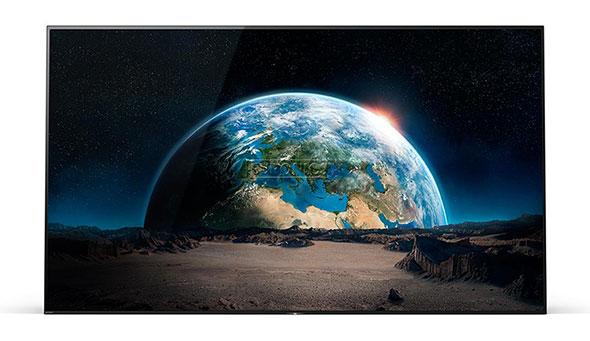 TV OLED Sony 4K 164 cm