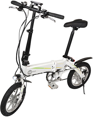 Vélo électrique Mpman