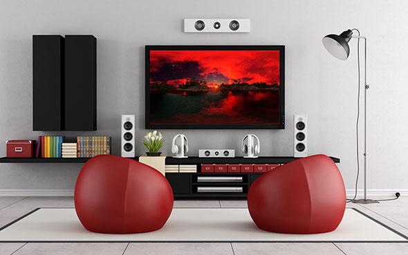 Regarder Stranger Things sur une TV OLED