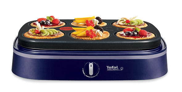 Crepiere Crepe party tefal