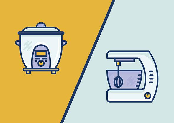 Robot cuiseur ou Multicuiseur : Quelle différence ?