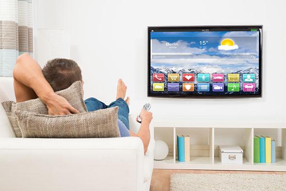 Comment se servir d'une TV connectée ?