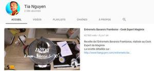 Youtube Tia Nguyen Cook Expert