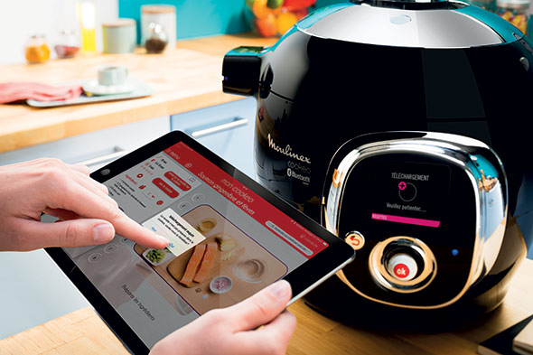 Moulinex Cookeo connect multicuiseur