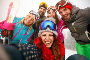 Vacances Hiver, Ski et High tech