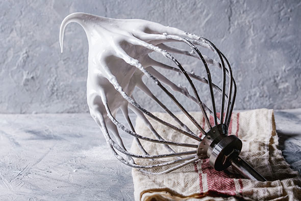 meringue facile avec robot cuiseur