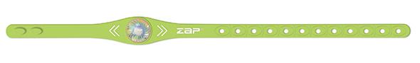Bracelet antimoustiques vert