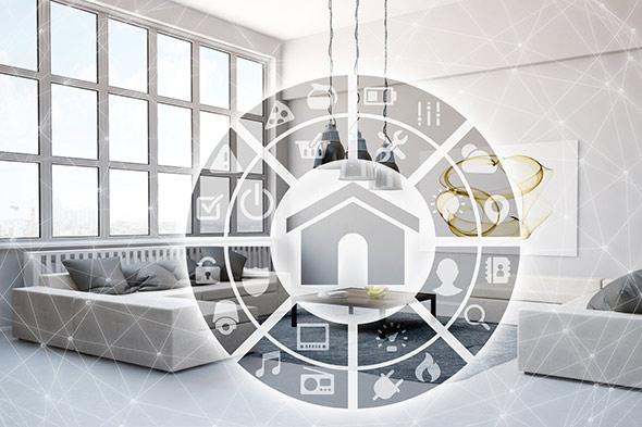 Internet des objets et maison connectée