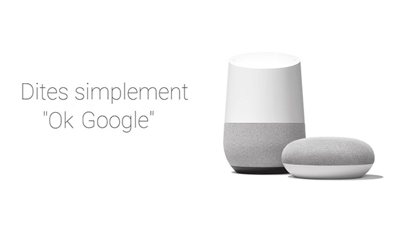 Google Home ok Google