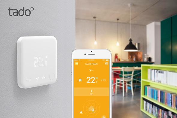Thermostat connecté Tado