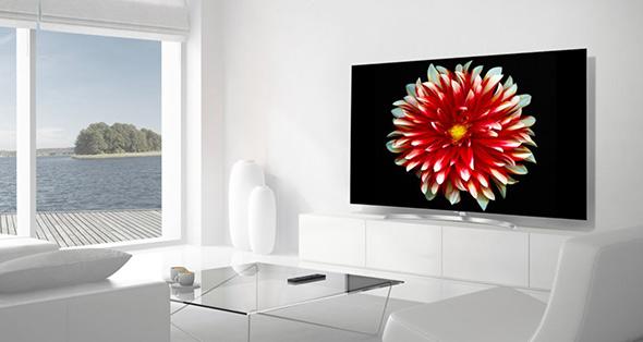 TV 164 cm 65 pouces oled LG
