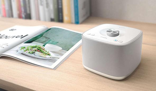 Enceinte Bluetooth Philips Izzy BM5 blanche