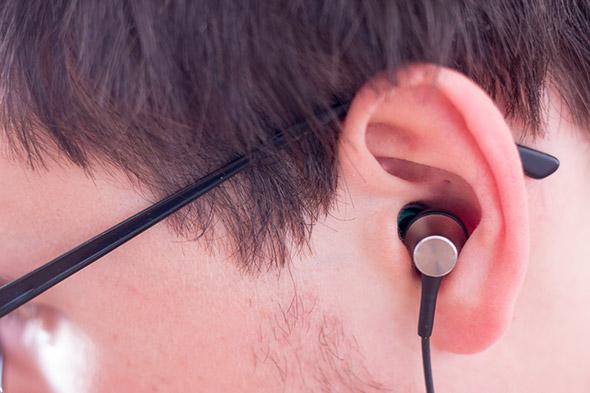 écouteurs intra auriculaires