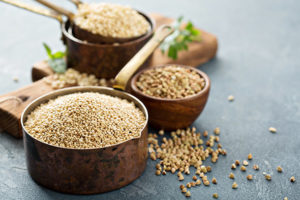recette avec quinoa