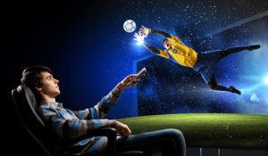 AChat TV Coupe du monde Foot