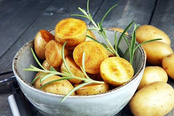 la pomme de terre vs la frite