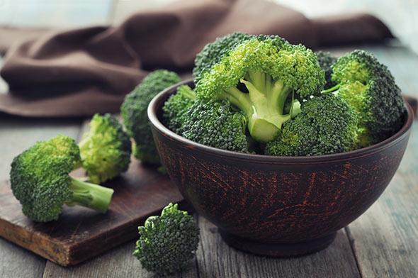brocoli : un aliment riche