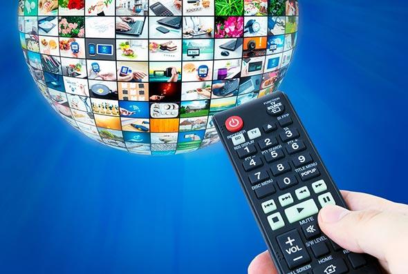 Connecter téléviseur à Internet