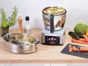 Accessoire cuisson vapeur cook expert