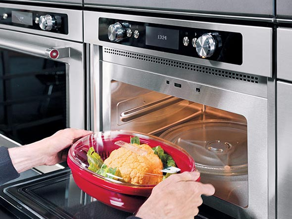 Micro ondes vapeur Kitchenaid KMMGX45600
