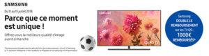 Promotion France en finale Samsung