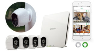 kit caméras de surveillance Arlo