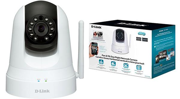 caméra de surveillance dlink