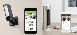netatmo caméra de surveillance intérieure extérieure