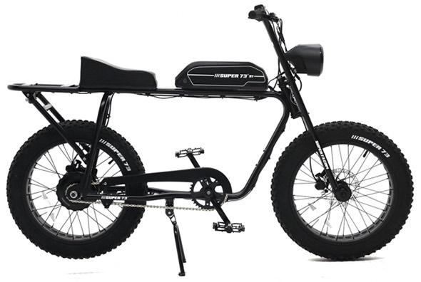 vélo électrique vintage super 73 sg