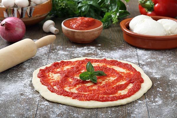 recette pate a pizza