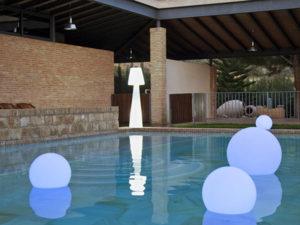 Buly : Lampe led Newgarden à batterie ou solaire