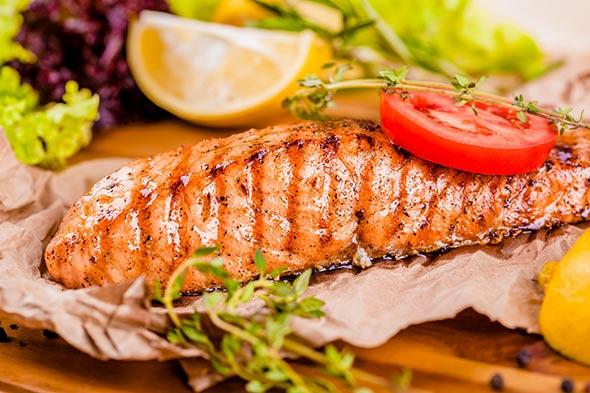 recette saumon entier au barbecue