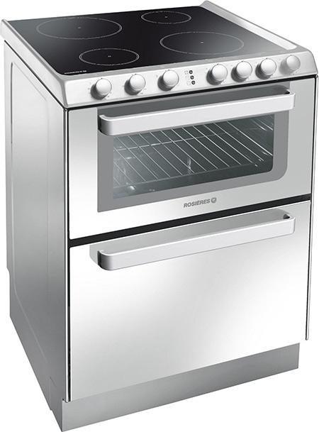 Combiné cuisson lavage Rosières TRV60RB