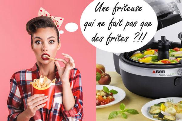 friteuse sans huile recettes sans frites