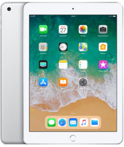 iPad 2018 Wifi Silver