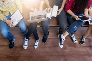 équipement informatiques pour lycéens et collégiens