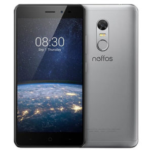 smartphone neffos x1