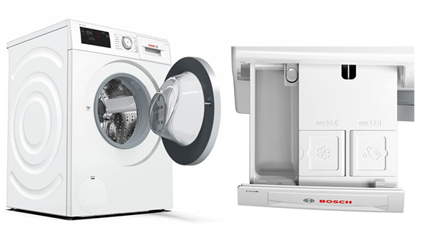 lave Linge Bosch dosage automatique i-DOS