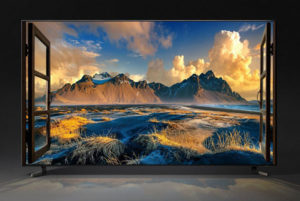 Téléviseur Samsung 8K