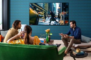 Téléviseur Samsung QLED 8K Q900R