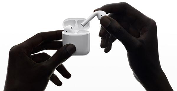 écouteurs airpods apple