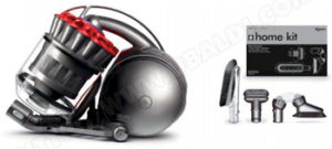 Aspirateur traîneau Ball multifloor extra + home kit Dyson