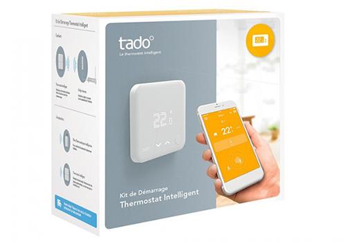 thermostat intelligent tado