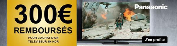 tv 4k promo noel panasonic