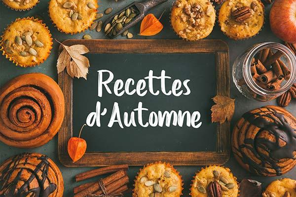 recettes cuisine automne