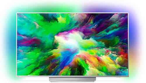 TV Ambilight 55PUS7803 Philips