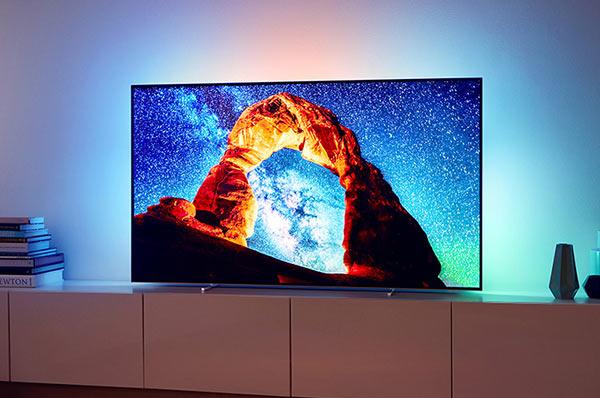 TV OLED Ambilight black friday